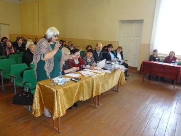 На Жашківщині відбувся перший районний тур всеукраїнського конкурсу «Учитель року-2015»