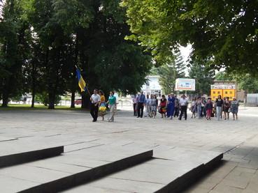 День скорботи та вшанування пам'яті жертв війни в Україні