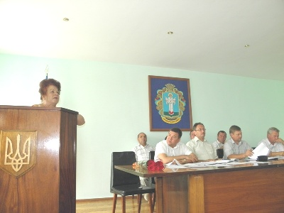 Відбулося засідання колегії Жашківської районної державної адміністрації