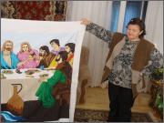 Вчителька Зоя Фоменко